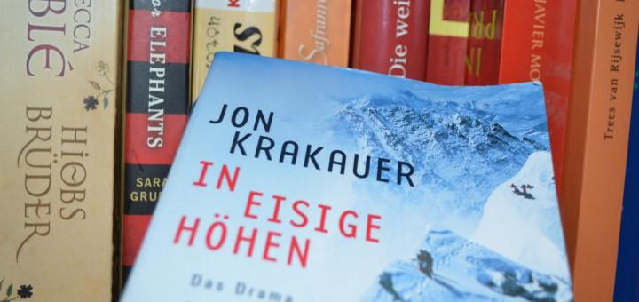 In eisigen Höhen - Jon Krakauer