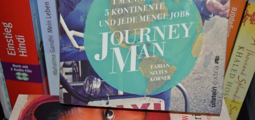 Buchtipp: Journey Man