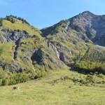Bergpanorama vom Stuibenfall