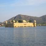 Wassertempel Jaipur
