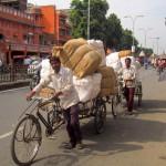Straßen von Jaipur