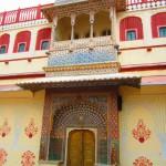 Pfauenhof Jaipur