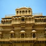 Baukunst Jaisalmer