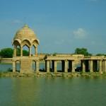 Gadi Sagar in Jaisalmer