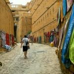 Straßen von Jaisalmer