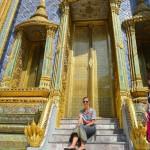Allerhand Prunk und Kitsch im großen Palast