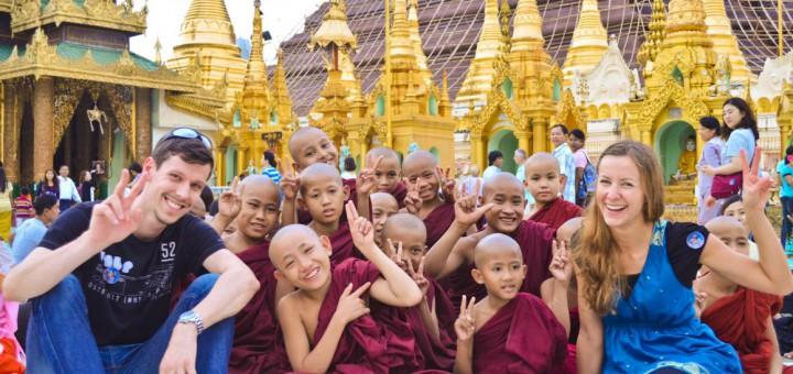 Backpacking in Myanmar: Reisetipps