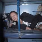 Gute Nacht - Zugfahren in Indien