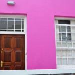 Mal pink, mal, gelb, mal blau: Kein Haus gleich dem anderen in Bo-Kaap