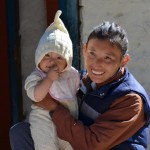 Tibetische Auswanderer in Nepal