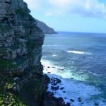 Stürmische See am Kap der guten Hoffnung
