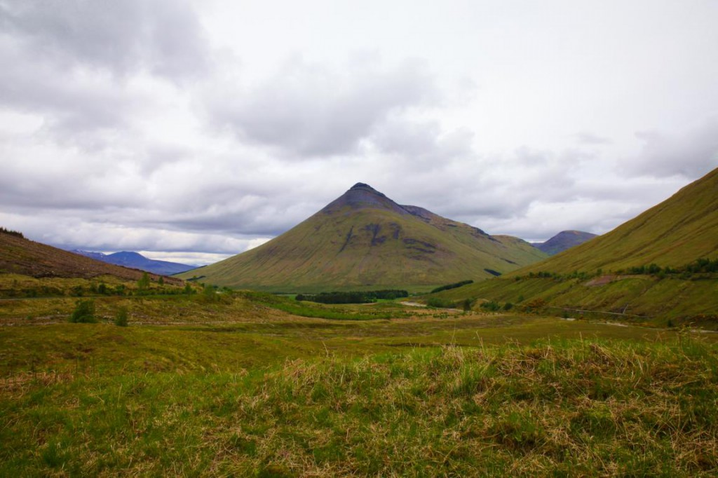 Glen Coe - Das Tal der Tränen in den Highlands