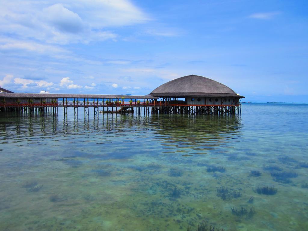 Hafenstadt Semporna: Ausgangspunkt für Ausflüge auf die Insel Sipadan, Kapalai und Mabul.
