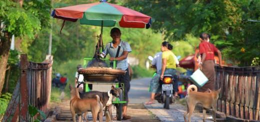 Wie reisen in Myanmar: die besten Verkehrsmittel!