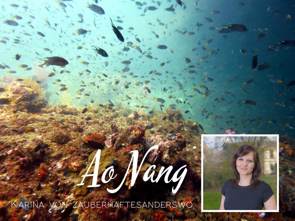 Lieblingsplätze in Thailand? Ao Nang!  © www.zauberhaftesanderswo.de