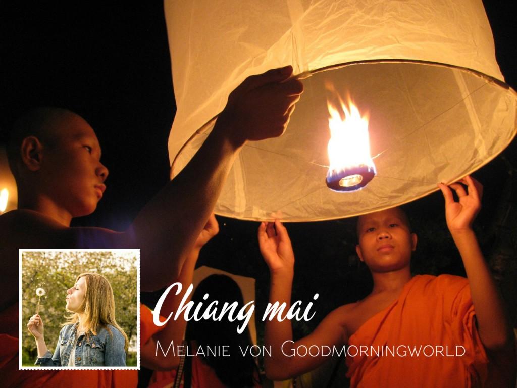 Lieblingsplätze in Thailand? Chiang mai!  © www.goodmorningworld.de