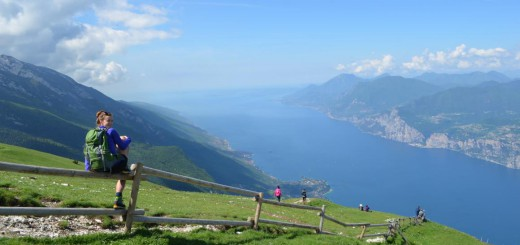 Panorama Deluxe Wandern am Monte Baldo