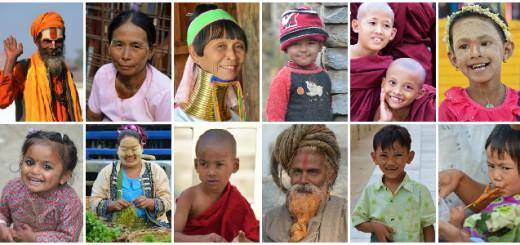 Gesichter der Welt: Menschen die meine Reisen besonders machten!