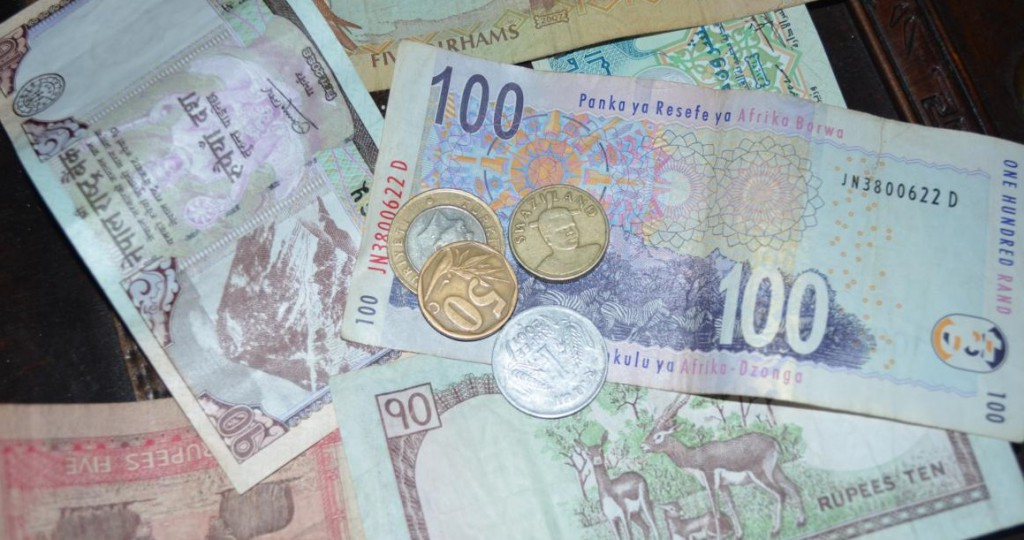 Jeden Monat 50€ aufs Reisekonto überweisen und der nächste Flug ist bezahlt!