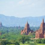Pagodenfeld von Bagan: Eine einmalige Tempelanlage.