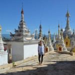 Pagoden und Stupas rund um den Inle See