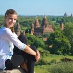 Panorama Deluxe: Blick auf das Pagodenfeld von Bagan