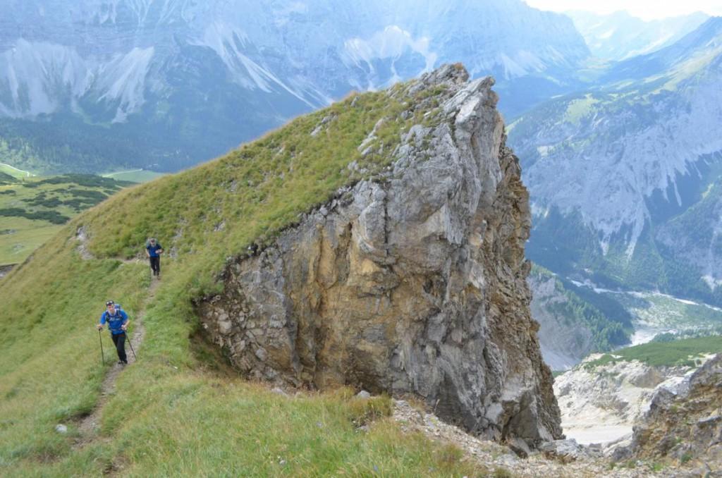 Vom Mahnkopf zum Steinfalk: Ein fantastisches Almpanorama auf der Hüttenwanderung Karwendel.