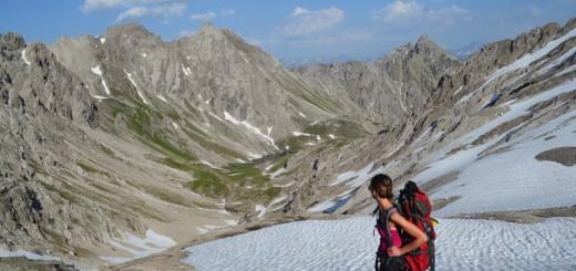 Kommt mit mir zu Fuß über die Alpen!