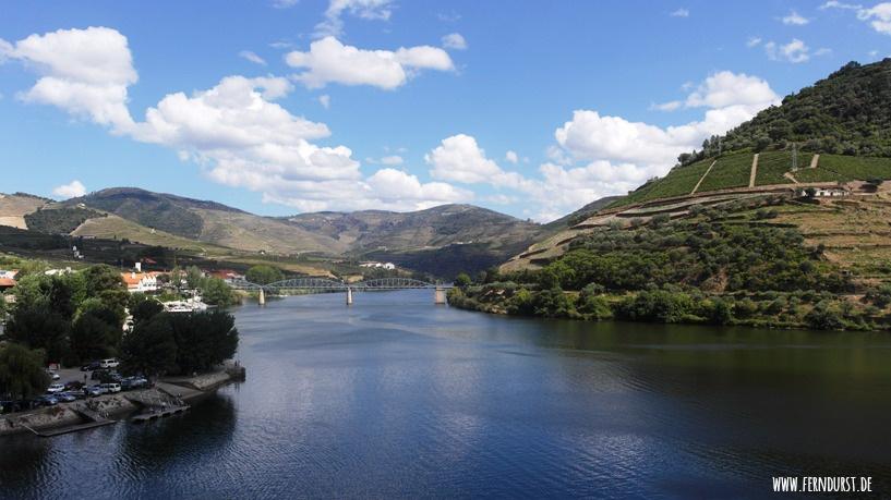 Das Douro-Tal: Größtes Weinanbaugebiet im Norden Portugals.