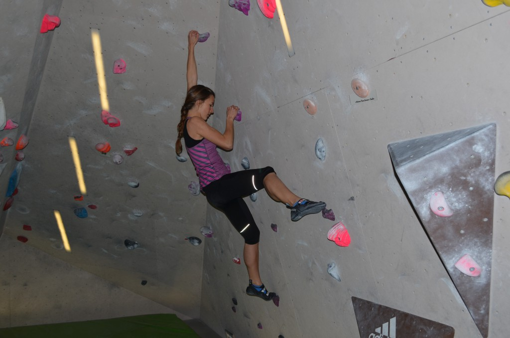 Bouldern: Indoor-Sport mit Suchtgefahr