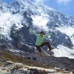 Geschafft: Abra Salkantay auf 4.650 m!