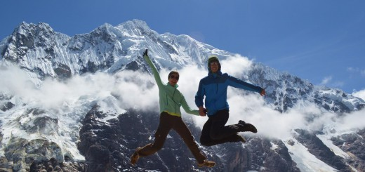 Salkantay Trail: Trekking in Peru