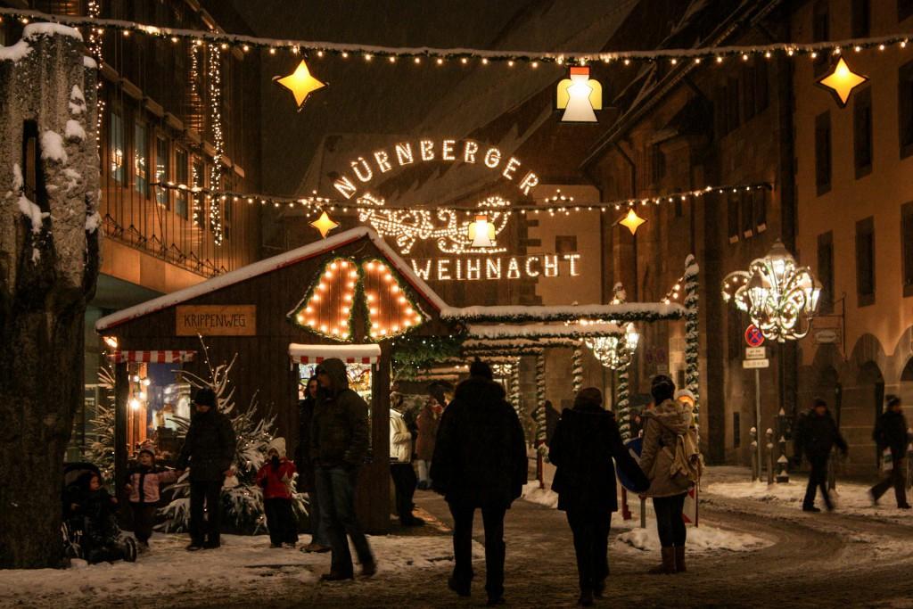 Die Nürnberger Kinderweihnacht für Groß und Klein.