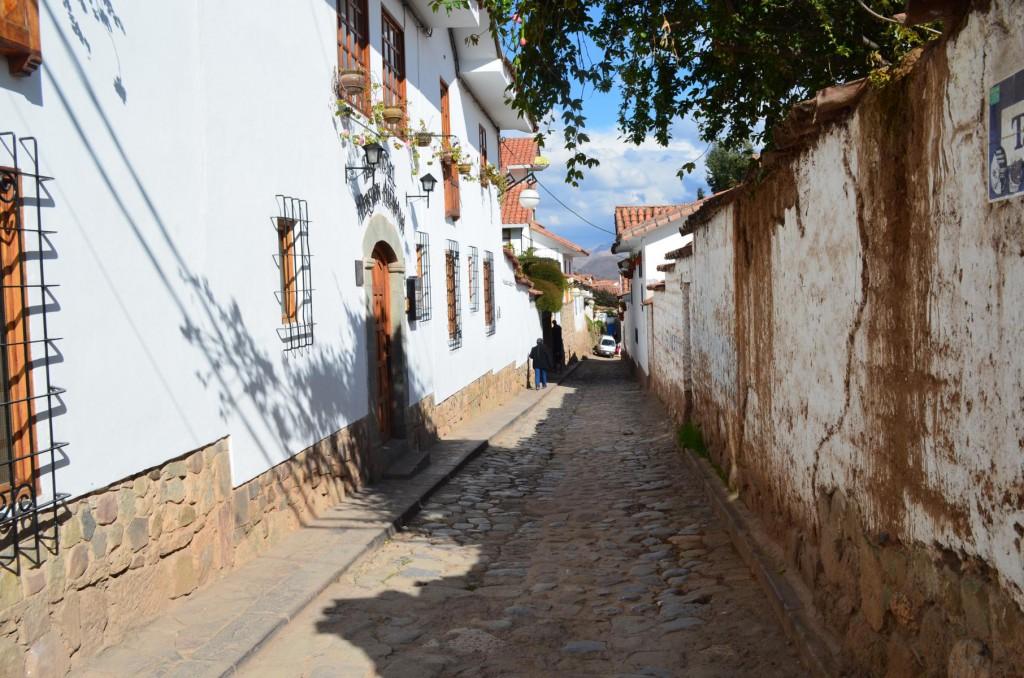 Künsterviertel San Blas: Der wohl schönste Stadtteil in Cusco.