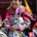 Gesichter von Cusco.