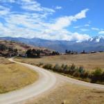 Heiliges Tal bei Cusco in Peru.