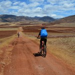 Mountainbike Tour im Heiligen Tal.