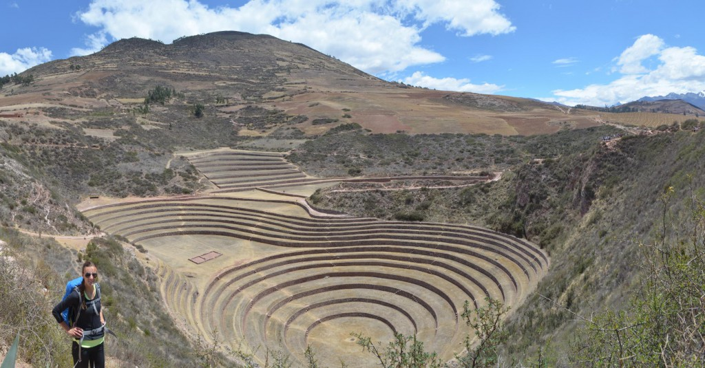 Die Terrassenanlage von Moray: Ein unfassbares Agraprojekt der Inkas.