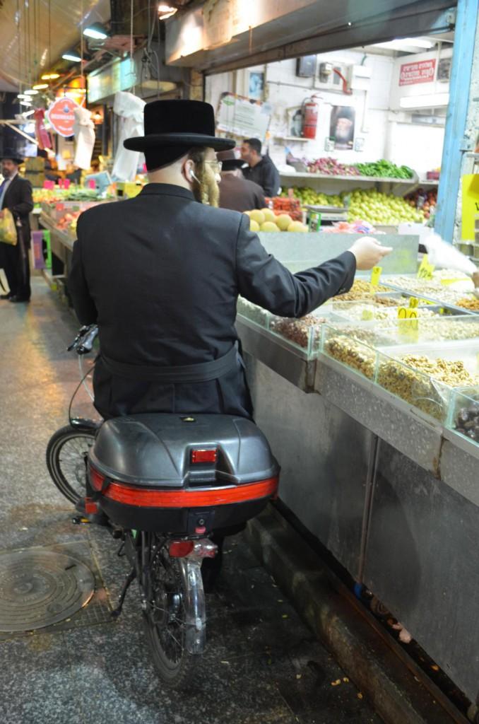 Machne Yehuda Markt in Jerusalem