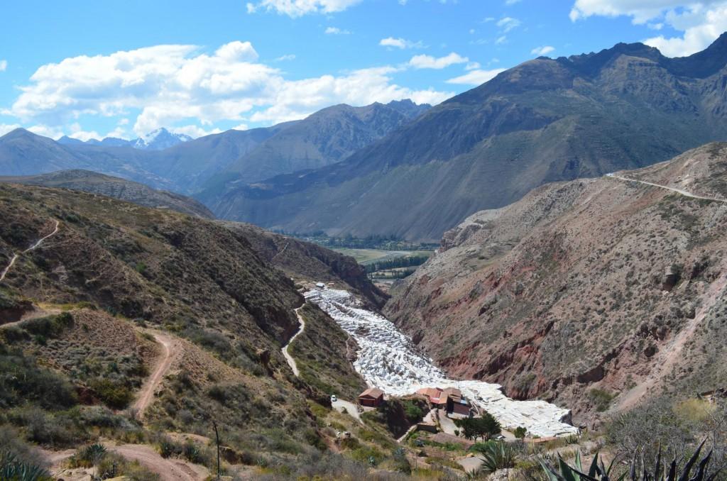 Mountainbike Tour im Heiligen Tal: Zwischen Inka Relikten und Anden Panorama.
