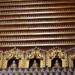 Tausende von Buddha Figuren in der Thanboddhay Pagode in Monywa.