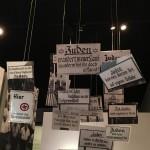 Ausstellungsraum im Holocaust Denkmal Yad Vashem