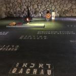 Kranzniederlegung am Holocaust Denkmal Yad Vashem