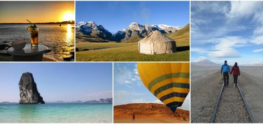 Die schönsten Reisefotos 2015
