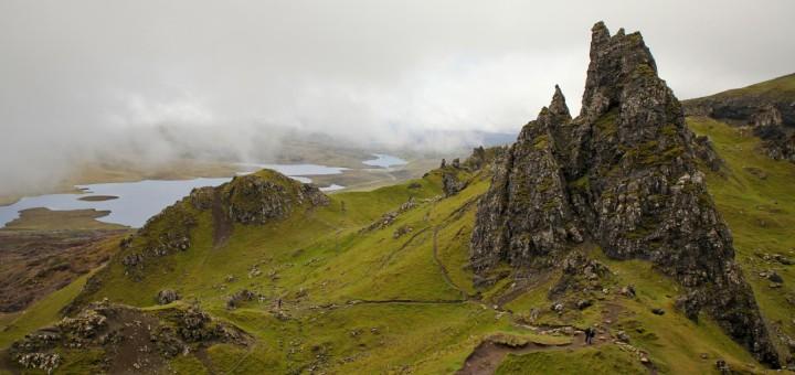 Old Man of Storr: Wahrzeichen der Isle of Skye