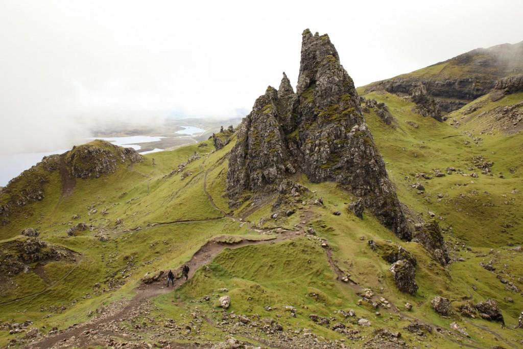 Wanderung zum Old Man of Storr: Zu Fuß zum Wahrzeichen der Isle of Skye