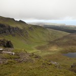 Moorlandschaft auf der Isle of Skye