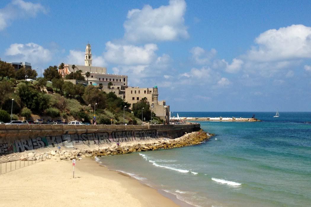 Israel Reisetipps: Ein Tag am Strand in Tel Aviv © www.delicioustravel.de
