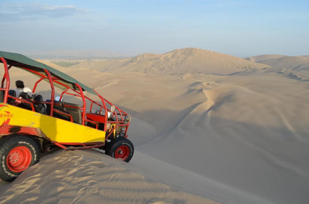 Sand Buggy Tour an der Oase Huacachina