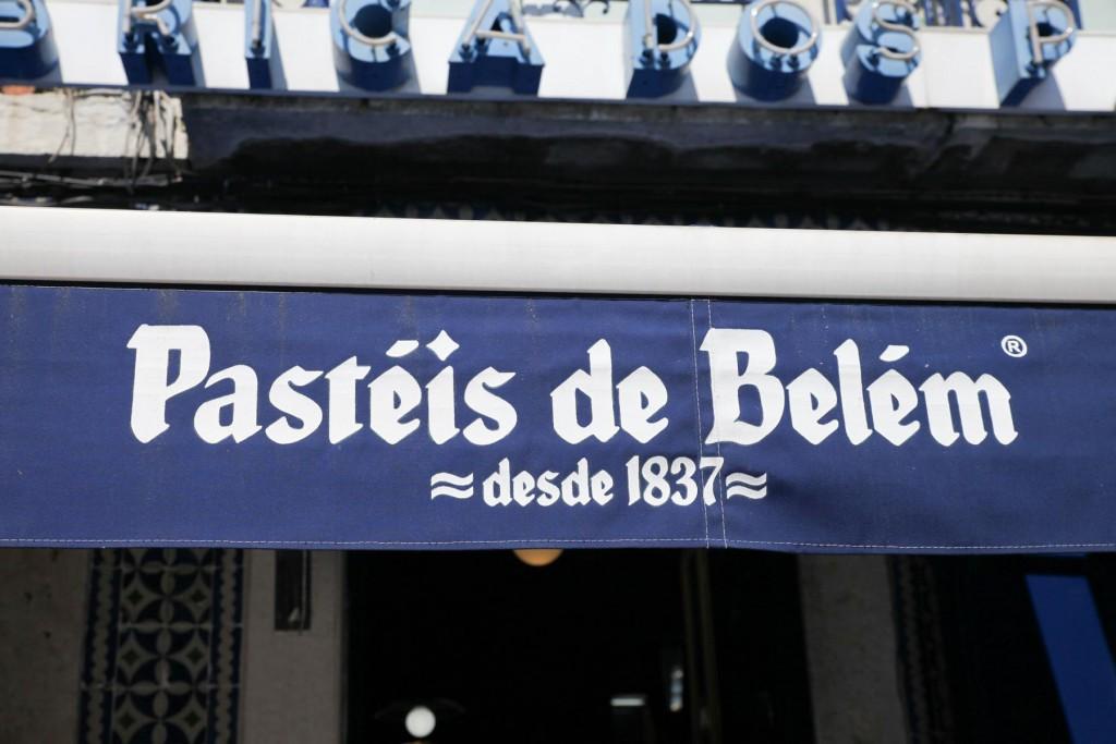 Berühmt seit 1837: Pastéis de Belém.